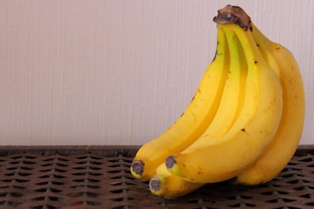 離乳食バナナ
